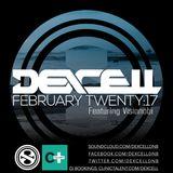 Dexcell - February Twenty:17 Mix (Featuring MC Visionobi)
