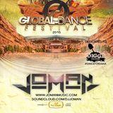Joman at Global Dance Festival 2015