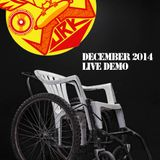 Urk Boombleep - December 2014 live demo