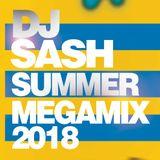 DJ Sash - Summer Megamix 2018