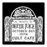 Beetlejuice 10/8/16