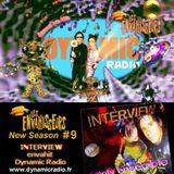 Les Envahisseurs New Season #9   INTERVIEW on Dynamic Radio