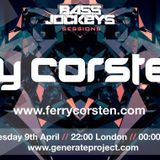 BassJockeys Sessions Show - 09.04.14 with guestmix by Ferry Corsten