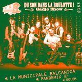Podcast #163 : MUNICIPALE BALCANICA, PANDEMIX #7, GOLEM