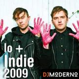 DJ MODERNO PODCAST INDIE ROCK 2009
