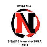 SUNSET MIX DJ Danilo Kovacevic & S.O.N.A. 2014