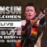 Dannysun exclusive interview with number 1 leading tribute to Johnny cash