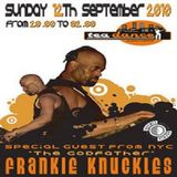 Frankie Knuckles @ Tea Dance Party, Vicenza ITA - 12.09.2010 - (The Opening)