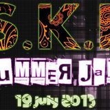 Chillout promo mix for SKE summer jams
