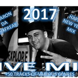 DJ Aaron da Mixfreak Happy new Year 2017 Mix