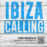 The Chainsmokers and Camilo Franco  -  Live At Ibiza Calling, Space (Ibiza)  - 09-Jul-2014