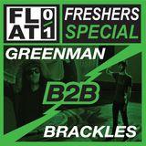 Dj Greenman b2b Brackles @Flat 0/1 - Freshers Week Finale - 17/09/16