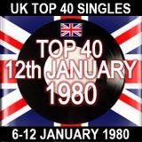 UK TOP 40: 06-12 JANUARY 1980