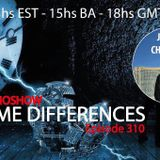 Darien J - Time Differences Radioshow 12-04-18