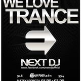 Next DJ - We Love Trance 252 @ Planeta FM (30-03-13)