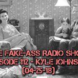 Episode 112 - Kyle Johnson (04-25-18)