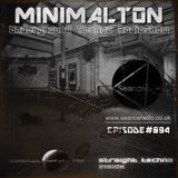 SdRm @ Episode #094 Minimalton RadioShow [Germany] At Seance Radio [UK]