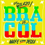 Mafe com Pequi: Brasil vs Colombia