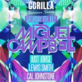 #004 - 11/07/15 w/ Miguell Campbell @ Gorilla MCR