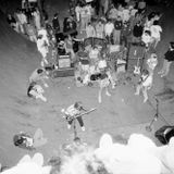 Radio ft; One man Punk band Young Francis.