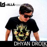 B+allá Podcast 141 Dhyan Droik