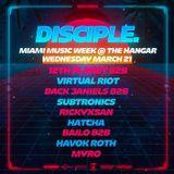 12th Planet & Virtual Riot @ The Hangar, Miami Music Week, United States 2018-03-21