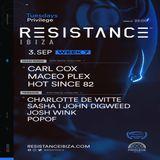 Carl Cox - Live @ Resistance Ibiza (Week 7) - 03.09.2019