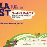 Christ Burstein & Victoria Bourke - Tropical stage - Sula Fest ´17 (Live)
