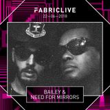 Bailey & Need For Mirrors FABRICLIVE x Soul In Motion Promo Mix (June 2018)
