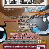 Jonni Jones Groove Monkey February 2011 Mix
