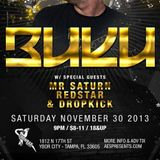DropkicK opening for Buku 11/30/13