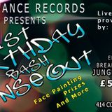 Raze - Live @ the Allowance Records 1st B-day, Brixton 24.01.14