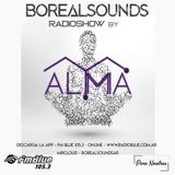 BorealSounds Radioshow / Episode 15 by ALMA (ARG)