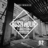 RUSH HOUR #2 DJ SAY WHAAT & DJ LUNIS