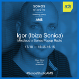 Mixcloud and Sonos present The Art of Curation: Ibiza Sonica