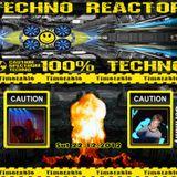 Amanda Green on Techno Reactor TR-025