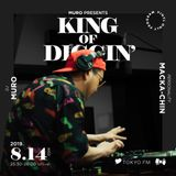 MURO presents KING OF DIGGIN' 2019.08.14 『DIGGIN' Bobby Caldwell』