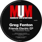 Greg Fenton June mix