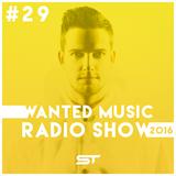 Wanted Music Radio Show 2016 W29