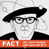 Rodigan @ Japan's Saporro Club, May 2013. FACT Mix 382