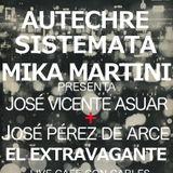 CAMPO ELECTRICO//AUTECHRE+SISTEMATA+JOSEVICENTEASUAR+JOSEPEREZDEARCE+MIKAMARTINI+ELEXTRAVAGANTE