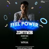 Feel The Power · Guest Mix: WHIM DJ - 01/12/2019