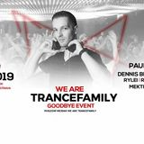 We Are Trance Family - Goodbye Party - Paul Threy