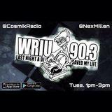 CosmikRadio x NexMillen_WRIU_S02E09