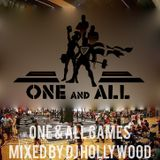 One & All Games Mixtape - Workout Mix Ep:2