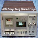 1992 Vintage Craig Alexander Tape