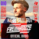Freakhouze On Air 010 f.Kissy Sell Out