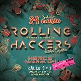 Rolling Hackers presents DarkTechDiscoTour @T Calle 9+1 Medellín, Colombia