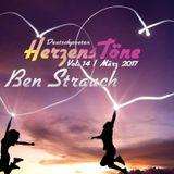 HerzensTöne Vol 14 | Deutschpoeten | März 2017 - Ben Strauch (inkl. Tracklist)
