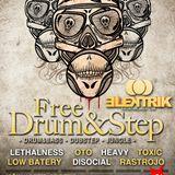 Toxic @ Free Drum&Step_ElektrikClub_15_12_2012